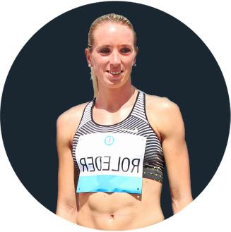 Cindy Roleder: Europameisterin und Vizeweltmeisterin im Hürdenlauf